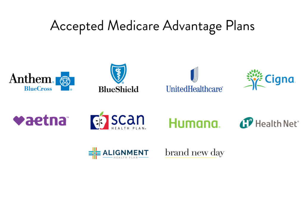 Accepted Medicare Advantage Plans